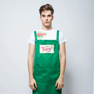 Logo Patch Apron