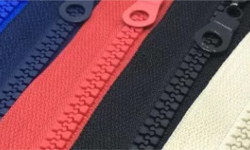 Types of Zipper materials