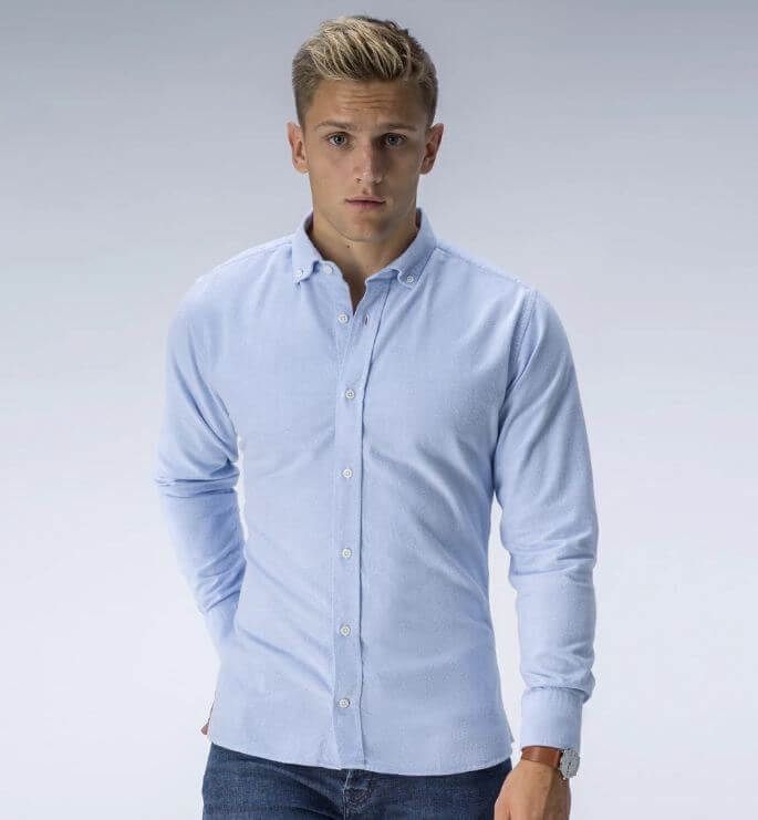 Sample dress shirt by AE Empire